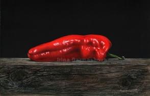 Red Pepper Irina Garmashova